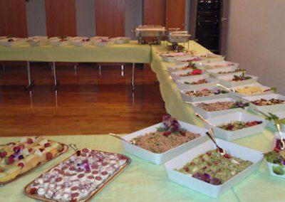 Buffet saveurs des Iles