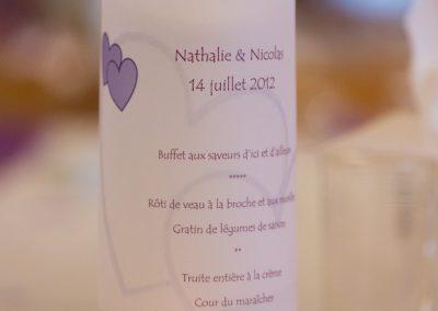 Mariage Nathalie et Nicolas