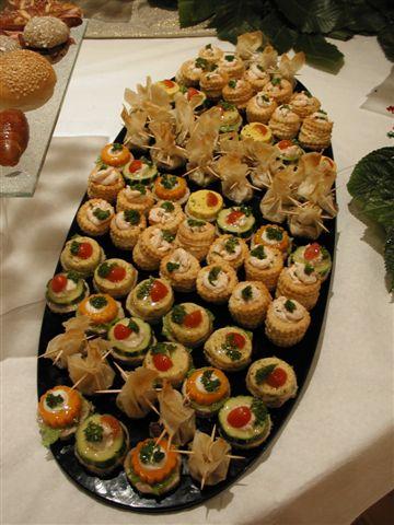 Plateaux dînatoires