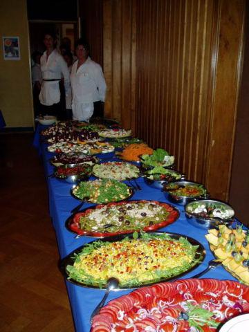 buffet crudités