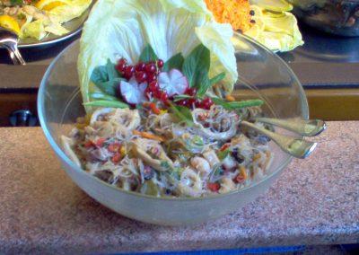 Calamars à la Thaï