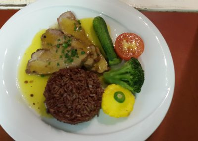 filet de veau au citron
