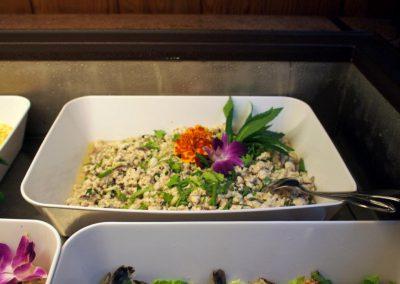 lab kay Salade de poulet Thaï