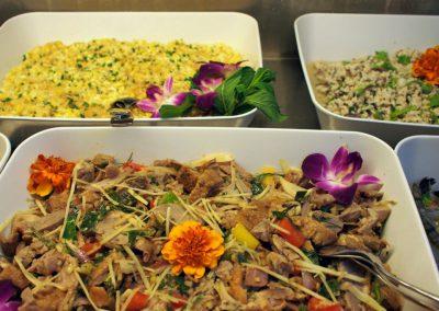 lab paet Salade de canard Thaï
