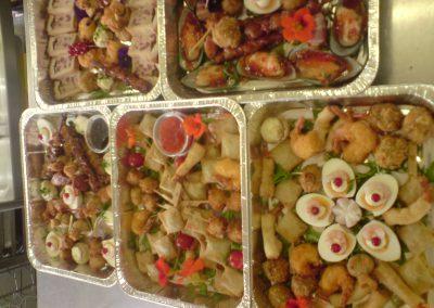 mini  buffet 10 personnes