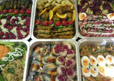 mini buffet 12 personnes