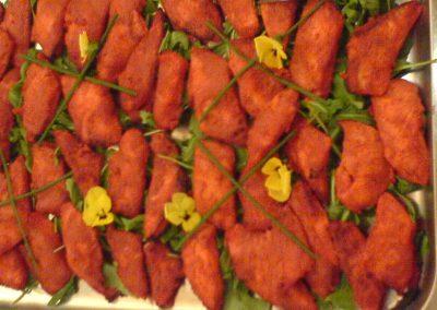 poissons tandoori
