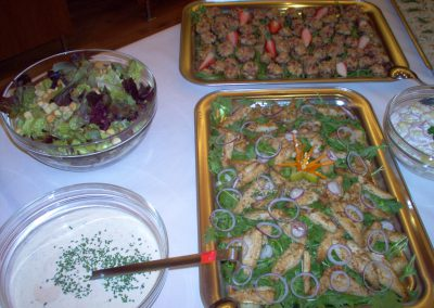 Salade de Perchettes