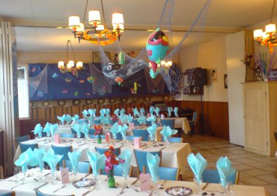 soiree marine beausejour au Restaurant du Stand de Gilamont