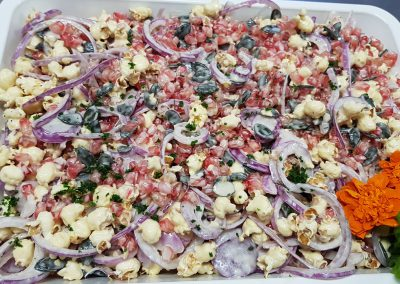 Salade de Pop-Corn