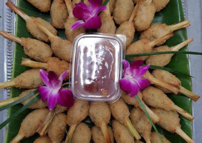 Gigolettes de crevettes
